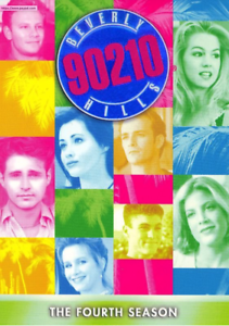 Beverly-Hills-90210-Fourth-Season-4-DVD-NEW-Luke-Perry-Tori-Spelling