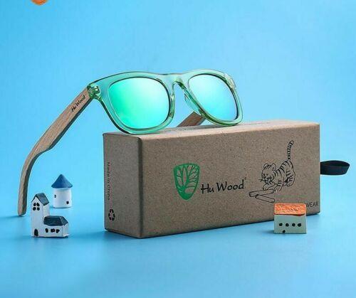 Children Sunglasses Multi-color Frame Wooden For Boys Girls Sun Glasses Eye-wear