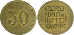 Germany-Kreuzer-Admiral-Hipper-50-Pfennig-Vz