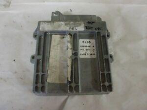 calculateur immo off SL96 9640248480 MOTORISATION PSA 1.8 i  débloqué réf 0848