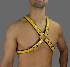 AW-6737 Echt Leder Harness/Harnais en Cuir lederharness,leather Harness