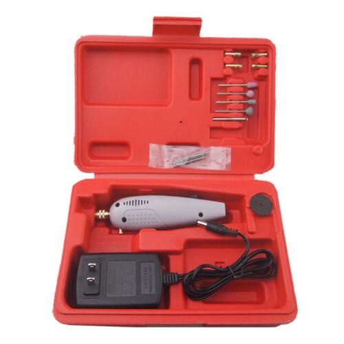 Mini Electric Rotary Drill Grinder Polish Sanding Tool Set Kit with US Plug CHY