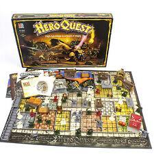 VINTAGE MB Heroquest gioco da tavolo pubblicato da GAMES WORKSHOP, 1989, in scatola