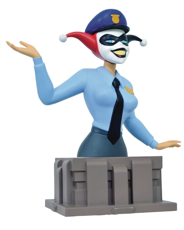 Dc Batman Animated Series 25 Anniversary Harley Quinn Bust Diamond