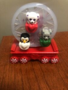 937a317122e 2017 McDonald s  8 Holiday Express Happy Meal Toys - Ty Beanie Boo ...