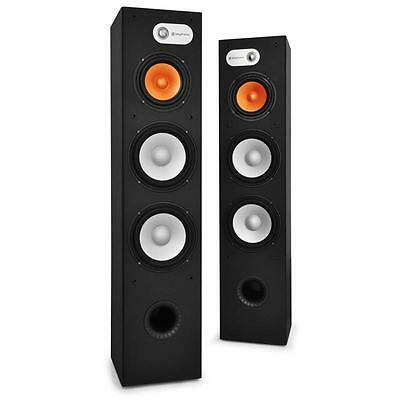 HIFI 3-WAY FLOOR STANDING TOWER SPEAKERS 460W 112DB SPL *FREE P&P SPECIAL OFFER