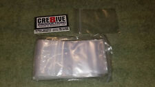 100 3x 4 Clear Zip Lock Poly Bags Reclosable 2 Mil Plastic Baggies 3x4 Small