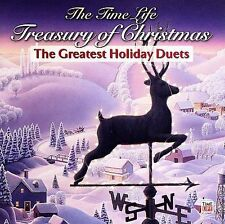 The Time-Life Treasury of Christmas: The Greatest Holiday Duets
