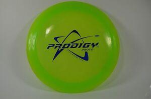 D3-400-Series-Prototype-174g-w-Bag-Prodigy-New-Prime-Disc-Golf-Rare