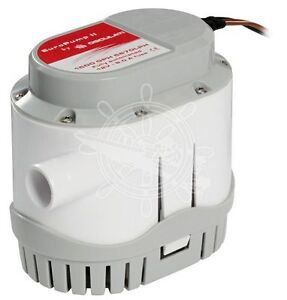 Bilge-Pump-Automatic-Europump-II-128L-12V-11A-ISO8846-CE-94-25-Boat-Marine