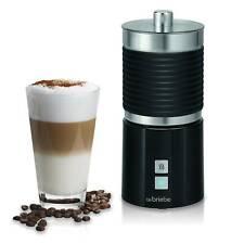 Briebe Latte - Batidora Espumador de leche automático, función calentar, 600W
