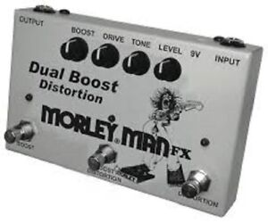 AgréAble Morley Man Fx Dual Distorsion Boost