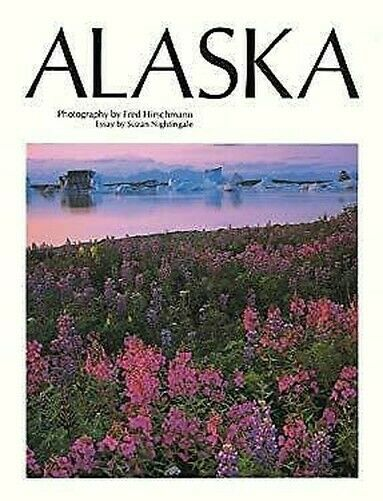 Alaska Hardcover Suzan Nightingale