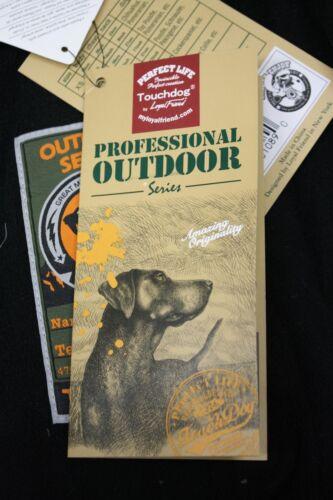 Touchdog Pro Outdoor Waterproof Reflective Jacket Teflon Vest Dog Clothes Coat