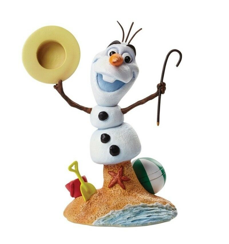 Enesco La reine des Neiges Buste Olaf