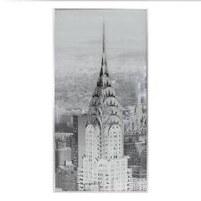 Chrysler Building Luccicante vetro Tela, Luccicante Bling Canvas Picture