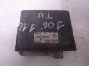 calculateur Bosch MA3.1 , 0261204625 / 9630278480 (réf 4801)