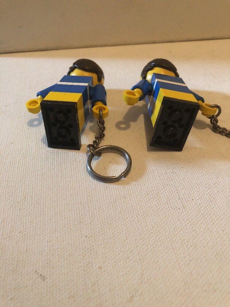 Vintage Lego Figure Keychains Keychains Keychains Lot bdd1c3