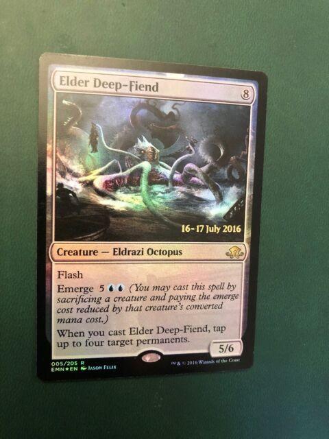 MTG / Elder Deep-Fiend X 4 / Nm / Never Played | eBay