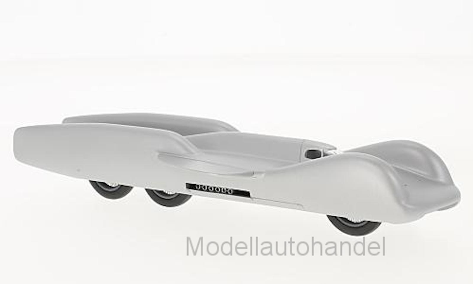 MERCEDES t80 carrello record 1939 ARGENTO 1:43 NEO 46975 >> NEW