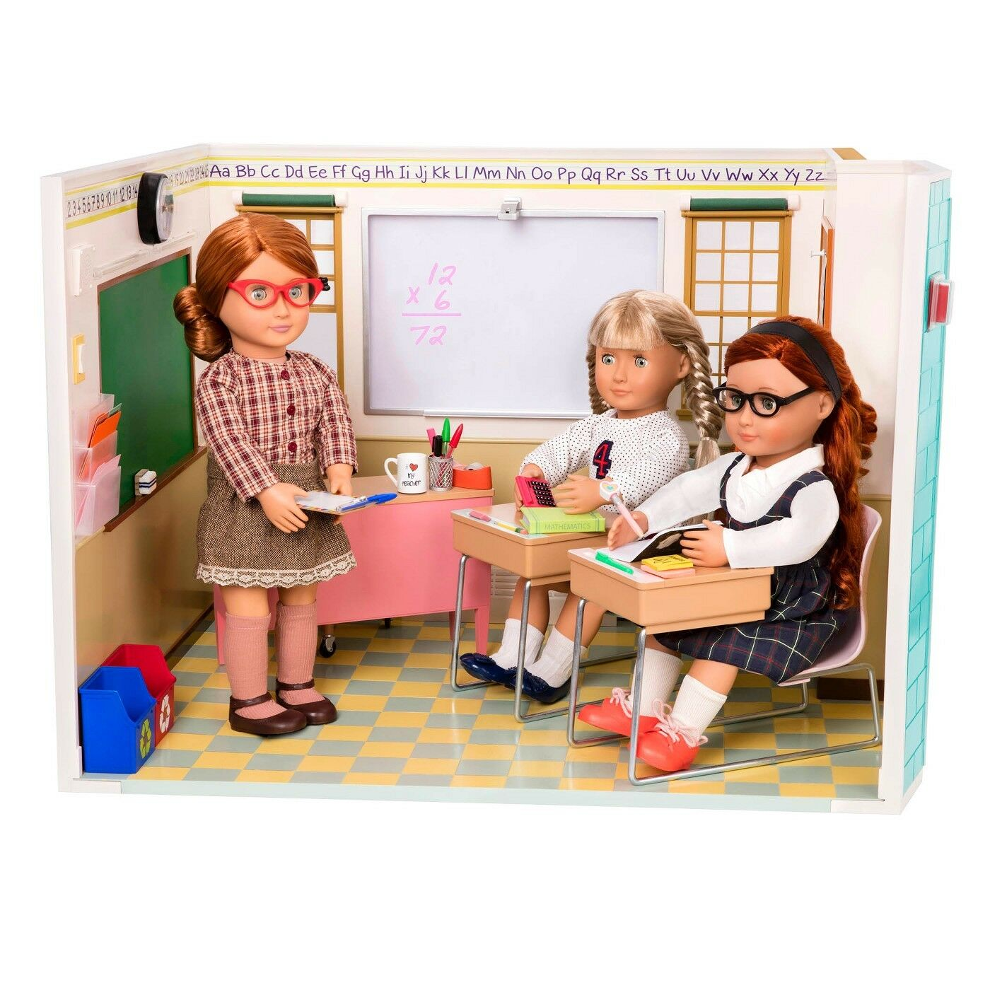 Nuestra generación impresionante Academia Escuela Room 18  juego de muñeca Envío Internacional