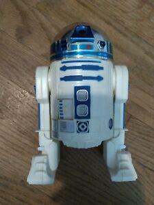 """Vintage Star Wars R2-D2 12"""" line Complete W/ Death Star Plans Kenner GMFGI HK"""