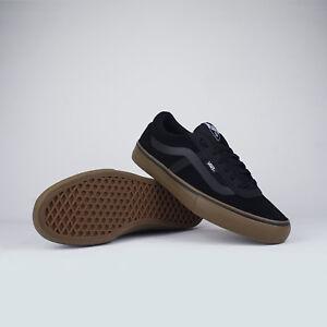 8a21d4d032 Image is loading Vans-AV-Rapidweld-Pro-BLACK-GUM-Men-Skate-