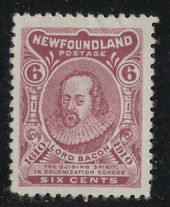 92a-Newfoundland-Canada-mint-well-centered