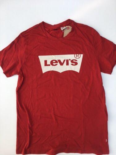 Multi Colors Levi/'s Crew T-Shirt Classic Batwing Logo NWT Multi Sizes