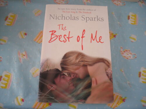 1 of 1 - The Best of Me by Nicholas Sparks (Trade paperback)