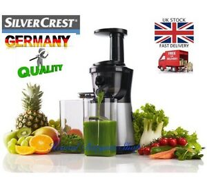 Image Is Loading Top Quality German Made Slow Juicer