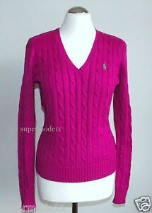 POLO-RALPH-LAUREN-KIMBERLY-PP-Damen-Pullover-purple-Gr-XS-S-M-L-XL