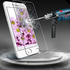 APPLE IPHONE 5/5S/5C PREMIUM CLEAR TEMPERED GLASS SCREEN PROTECTER