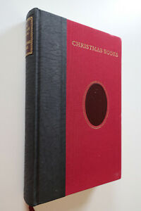 A Christmas Carol &Books,Charles Dickens~Facsimile 1937 Nonesuch Edition Leather