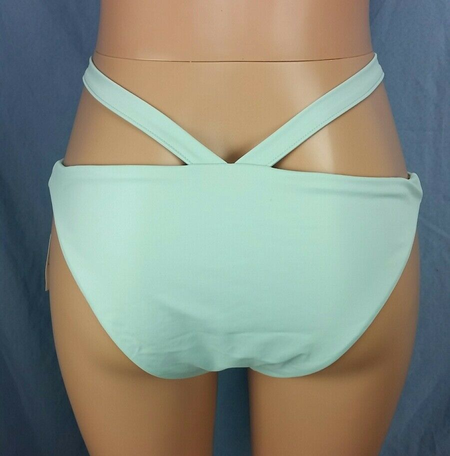 487ee0f67f Kendall & Kylie Pacsun MINT Sea Green Cheeky Bikini Bottom Size XL Extra  Large for sale online | eBay