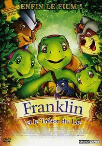 DVD-Franklin-et-Le-Tresor-du-Lac-Occasion
