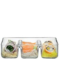 Lsa Serve Trio Platter - 29cm