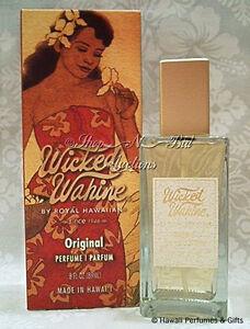 The-ORIGINAL-WICKED-WAHINE-PERFUME-By-ROYAL-HAWAIIAN-Hawaii-3oz-New-Fresh-Stock