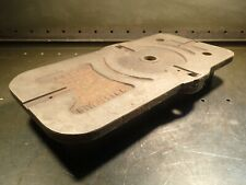 Kurt D 60 6 Machinist Mill Milling Vise Parts Base Only D60 1 Used Good Cond