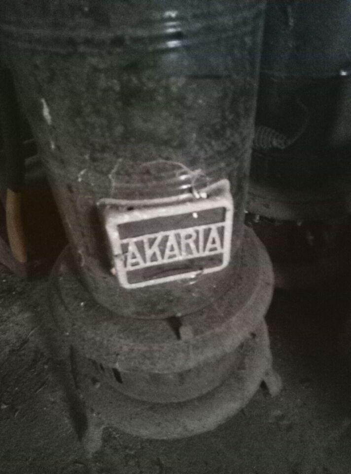 Petroleumsovn, Akaria