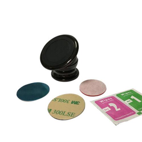 Magnetic Car Phone Holder GPS Magnet Dash Board Car Stand Holder 360°