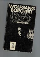 Wolfgang Borchert - Draussen vor der Tür - 1976