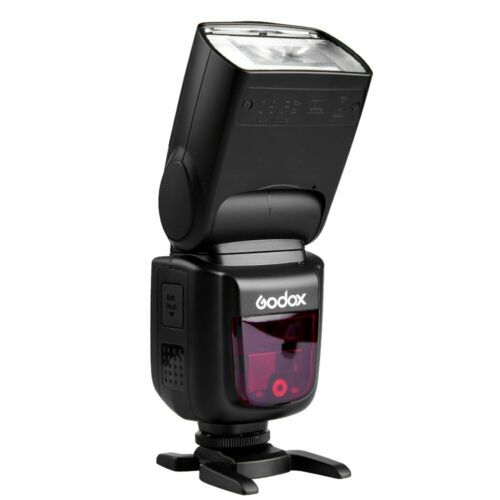 UK Godox V860II-C i-TTL 2.4G Wireless Camera Flash+Xpro-C Trigger For Canon Kit