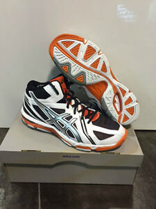 FW17 ASICS FIPAV SCARPE GEL VOLLEY ELITE 3 PALLAVOLO SHOES MAN UOMO B501N 0193