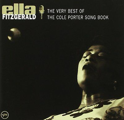 Ella Fitzgerald The Very Best Of The Cole Porter Songbook CD NEW SEALED Jazz