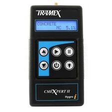 Tramex Cmex Ii Digital Concrete Moisture Meter