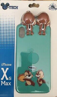Disney Parks D Tech Chip N Dale Iphone Case Xs Max New Ebay