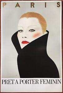 Manifesto-Parigi-Pronto-da-Femminile-Modalita-Razzia-1981