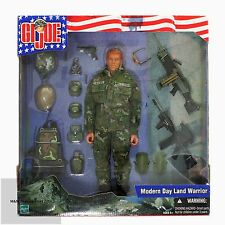 Hasbro GI JOE Modern Day Land Warrior 12in. ARMY Action Figure
