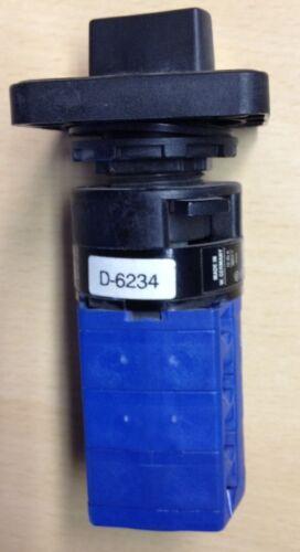 KRAUS /& NAIMER,Einbau-Schalter D-6234  CG8 Nockenschalter,12 stufig NEU